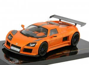 Gumpert Apollo S 2010 orange