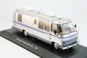 Airstream Excella 280 Turbo 1981 Hachette 1:43