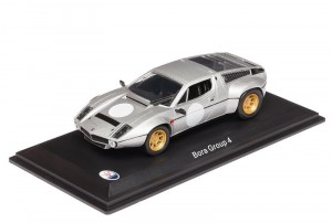 Maserati Bora Group 4 1973 Leo Models 1:43