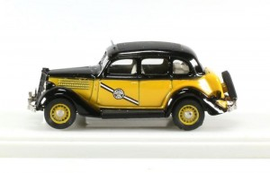 Ford TAXI 1935 Rextoys 1:43