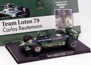 Team Lotus 79 Carlos Reutemann 1979