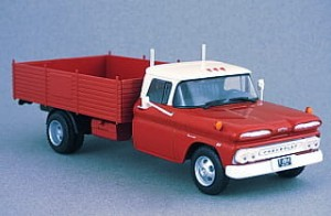Chevrolet C30 Truck 1961 Whitebox 1:43