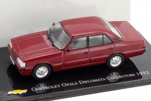 Chevrolet Opala Diplomata Collectors 1992 Atlas 1:43