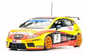 Seat Leon WTCC 2009 R.Rydell J Collection 1:43