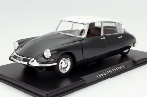 Citroen DS 19 1963  Leo Models 1:24