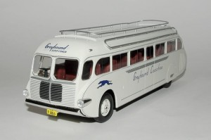 FORD Super Coach Greyhound - Australia 1937 Hachette 1:43