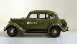 Ford US ARMY 1935