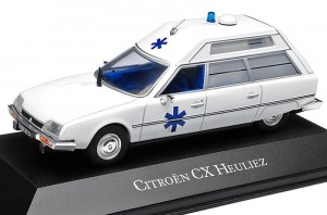 Citroen CX Heuliez Atlas 1:43