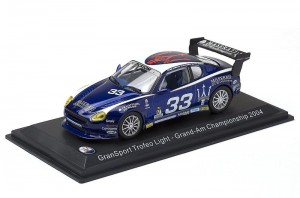 Maserati GranSport Trofeo Light Grand Am Championship 2004 Leo Models 1:43