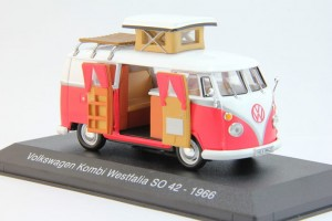 Volkswagen Kombi Westfalia SO 42 1966