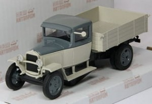 GAZ-MM 1946 gray
