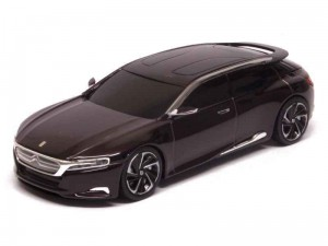 Citroen DS Numero 9 Concept Car 2012 Norev 1:43