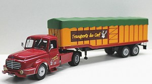 WILLEME LC 610 Transport du Cerf Altaya 1:43