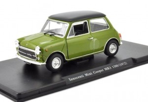 Innocenti Mini Cooper MK3 1300 1972 Leo Models 1:24
