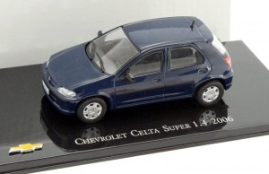 Chevrolet Celta Super 1.4 2006 Atlas 1:43