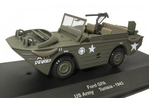 Ford GPA US Army Tunisia 1943