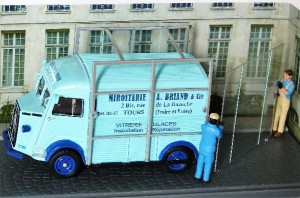 Citroen Type H Vitrier