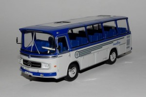 MERCEDES-BENZ O 321 HL Germany 1965