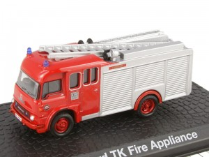 Bedford TK Fire Appliance Atlas 1:72