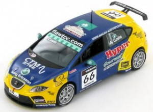 Seat Leon WTCC 2006 A.Couto J Collection 1:43