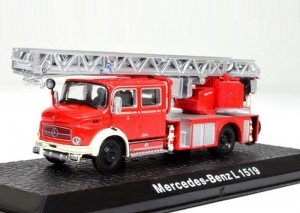 Mercedes-Benz L1519 Metz Atlas 1:43