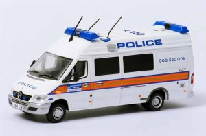 Mercedes-Benz Sprinter Metropolitan Police Dog Section