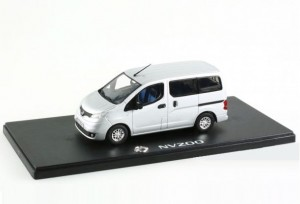 Nissan NV200 Combi silver