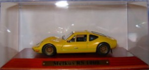 Melkus RS 1000 Coupe Atlas 1:43