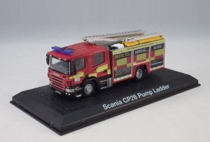 Scania CP28 Pump Ladder Hertfordshire
