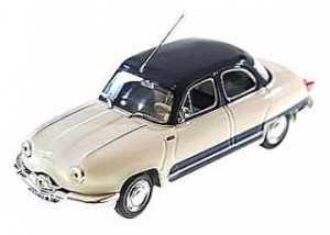 Panhard Dyna Grand Standing 1958 Atlas 1:43