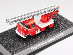 Mercedes-Benz L319 Atlas 1:43