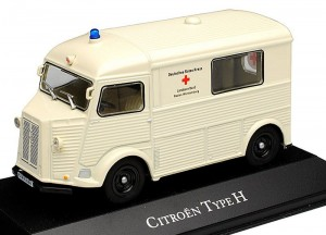 Citroen Type H Deutsches Rotes Kreuz
