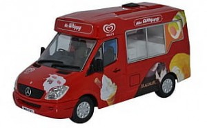 Mercedes-Benz Sprinter Wall's Ice Cream Oxford 1:43