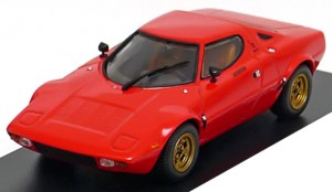 Lancia Stratos Stradale 1974 red Minichamps 1:43