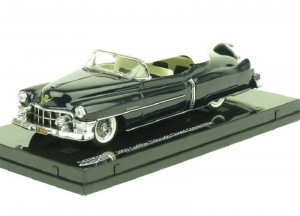 Cadillac Eldorado 1953 closed convertible Vitesse 1:43