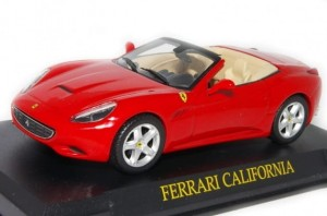 Ferrari California Eaglemoss 1:43