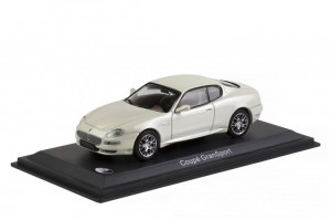 Maserati Coupe Gransport 2004 Leo Models 1:43