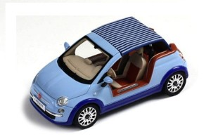 "Fiat 500 Tender Two ""Castagna Milano"" 2008"