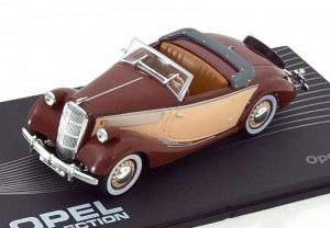 Opel Super 6 Convertible 1937-1938