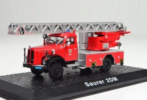 Saurer 2DM Atlas 1:72