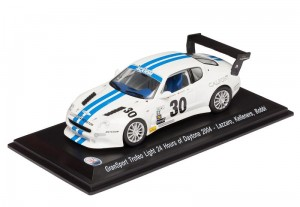 Maserati GrandSport Trofeo Light 24 Hours of Daytona 2004  Lazzaro, Kelleners, Bobbi Leo Models 1:43