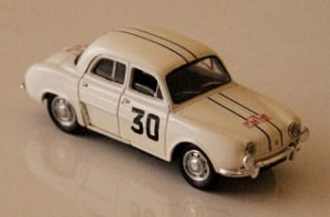 "Renault Dauphine ""1093"" Solido 1:43"
