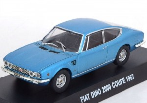 Fiat Dino Coupe 1967 Grani&Partners 1:43