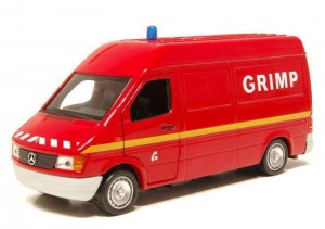 Mercedes-Benz Sprinter GRIMP 1995 Solido 1:43