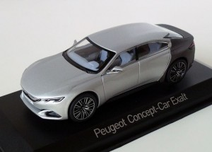 Peugeot Concept Car Exalt Salon Paris 2014 Norev 1:43