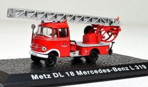 Mercedes-Benz L319 Metz DL 18 Atlas 1:72