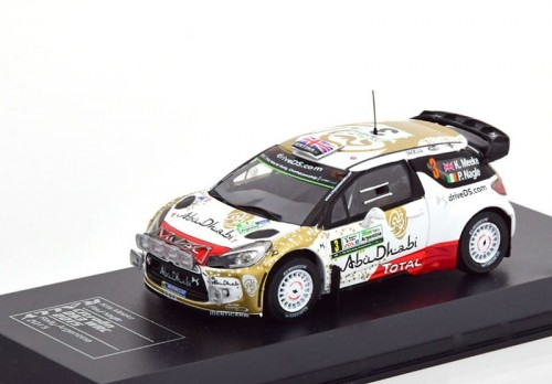IXO Diecast Club Citroen DS3 WRC Rally Argentine 2015.jpg