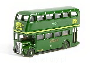 Oxford metalowy model autobusu Green Line RT Bus.jpg