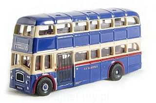 Oxford metalowy model autobusu A1 Service Queen Mary.jpg