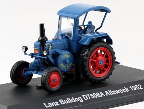 Atlas 1:43 Traktor Lanz 15//30 1931